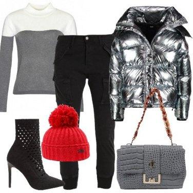 Outfit Trendy con il freddo