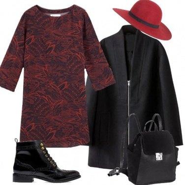Outfit L\'abito dritto