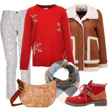 Outfit Arriva il freddo