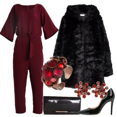 Outfit Jumpsuite epelliccia