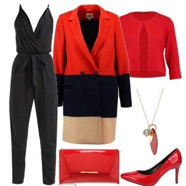 Outfit Il cardigan corto