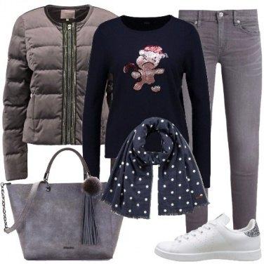 Outfit In giro per i mercatini