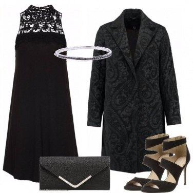 Outfit Pizzi e damaschi