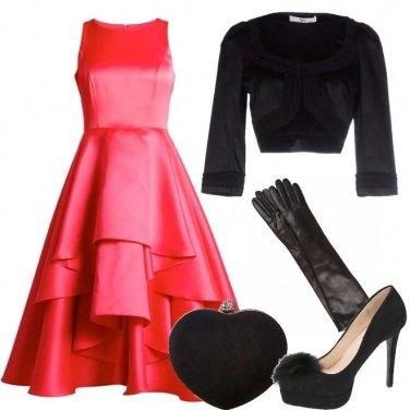 Outfit La cena di gala