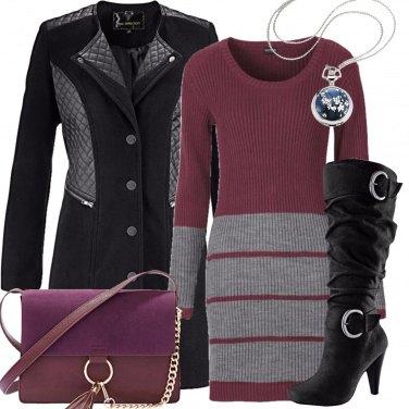 Outfit L\'abito caldo