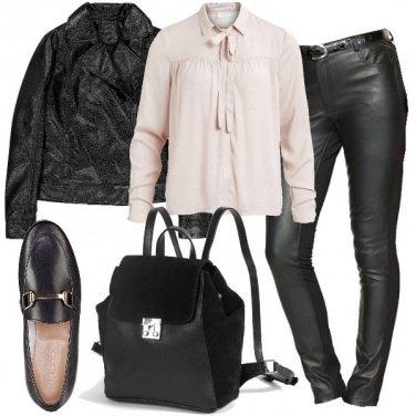 Outfit I mocassini di tendenza