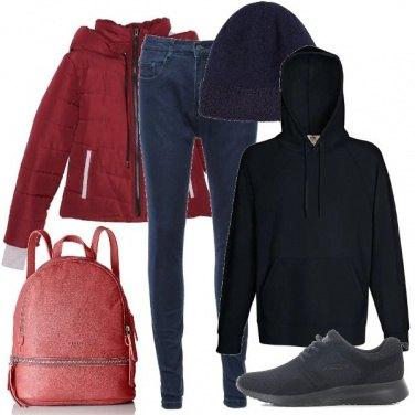 Outfit Per l\'amica sportiva