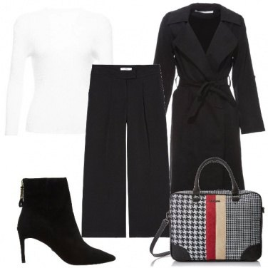 Outfit La borsa porta pc