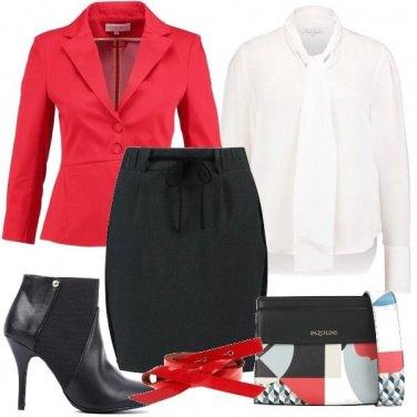 Outfit La borsa che colpisce