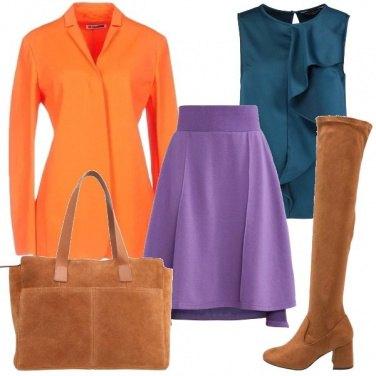 Outfit Accostamenti poco ordinari