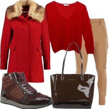 Outfit Una meraviglia di cappotto