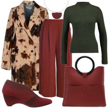 Outfit La scarpa sfumata