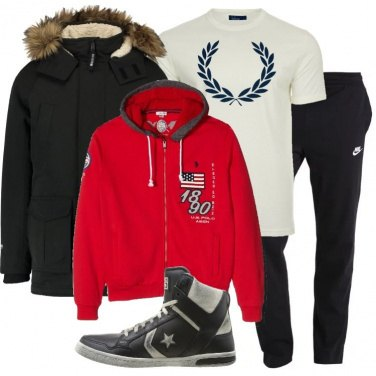 Outfit Mai senza sneakers