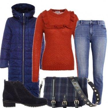 Outfit Giorni freddi