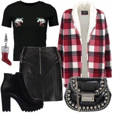 Outfit Feste da rocker