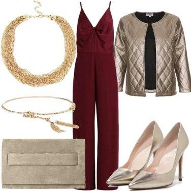 Outfit Jumpsuit per la sera