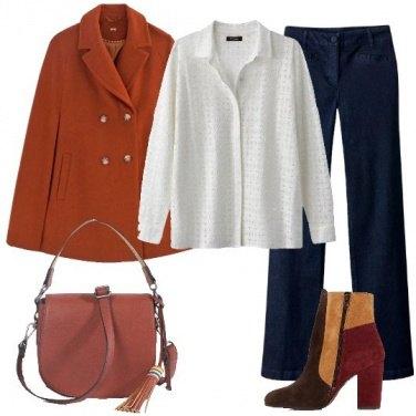 Outfit Colori insoliti
