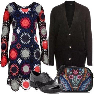 Outfit Colorata di giorno
