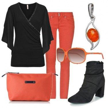 Come abbinare l'Arancione | 1000 idee per il Tuo Look | Bantoa