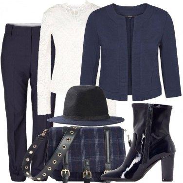 Outfit Su il cappello