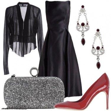 Outfit Le scarpe rosse