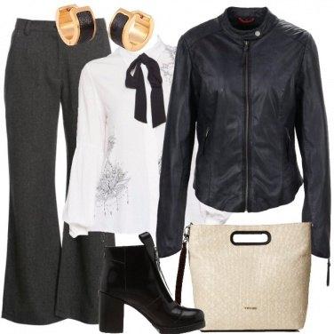 Outfit Un rock quasi formale