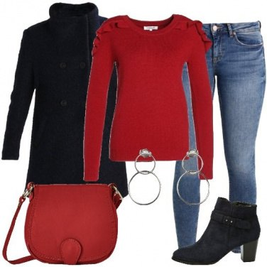 Outfit Pratica e comoda