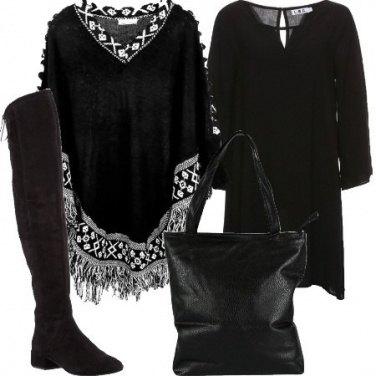 Outfit Un bel nero