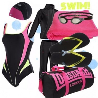 Outfit SWIM!