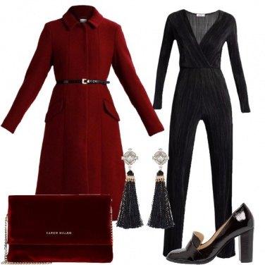 Outfit La tuta nera