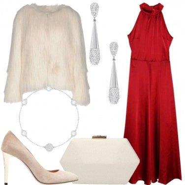 Outfit Chic con i gioielli Swarovski