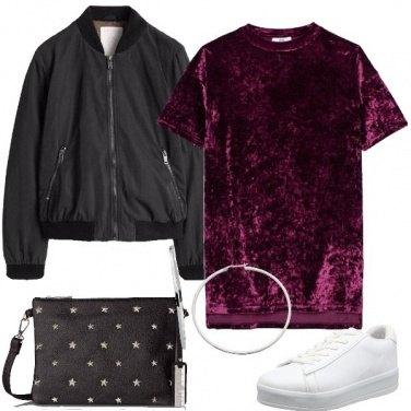 Outfit La borsa con le stelle