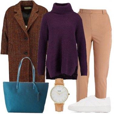 Outfit Accostamento di colori