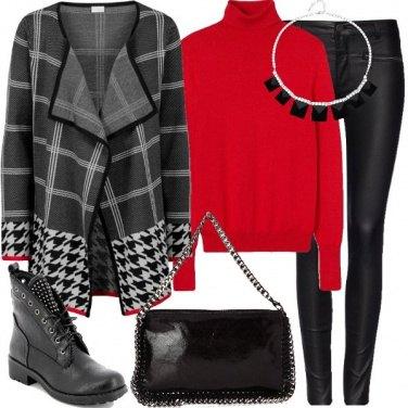Outfit Rock tutti i giorni