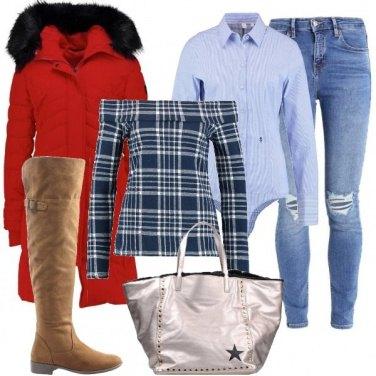 Outfit Oggi così