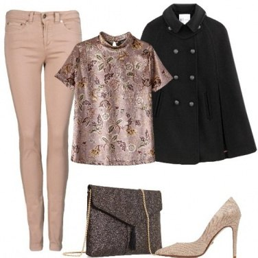 Outfit Tocco orientale