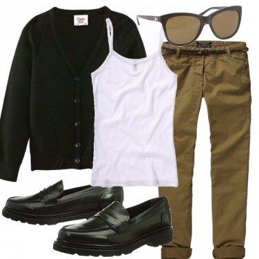 Outfit Caffè letterario
