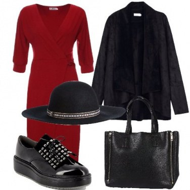 Outfit Cappello in lana