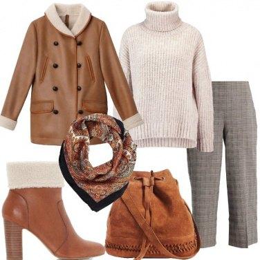 Outfit Stile caldo