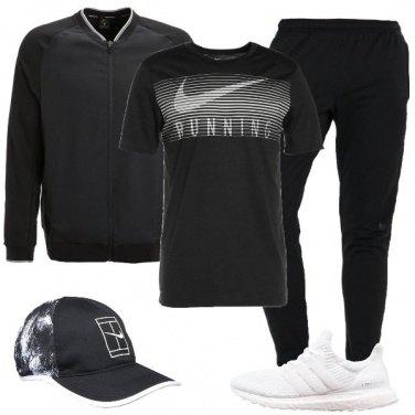 Outfit Pronto per una corsa