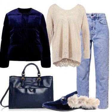 Outfit Le mule trendy