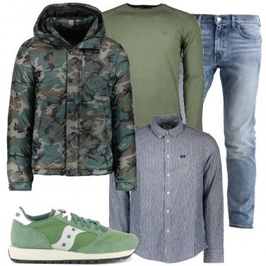 Outfit Uomo griffato