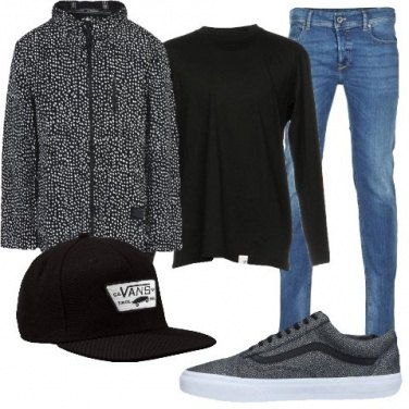 Outfit Il cappello sportivo