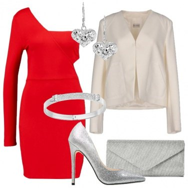 Outfit Seducente in rosso