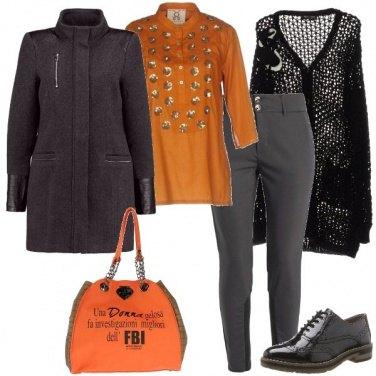 Outfit Una donna gelosa