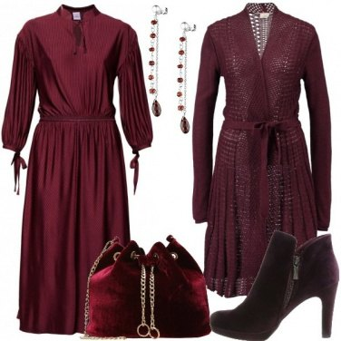 Outfit Vintage ti adoro