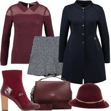 Outfit Bon ton ricercato