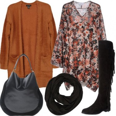 Outfit Cuissard con frange