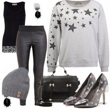 Outfit 50 sfumature di stars