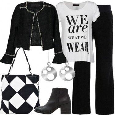 Outfit Siamo ciò che indossiamo